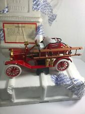 Franklin Mint 1916 Ford Model T Fire Truck Engine 1:16 Scale