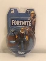 """Fortnite toys Solo Mode Raptor 4"""" 10 Action Figure toy Brand new sealed boxed"""