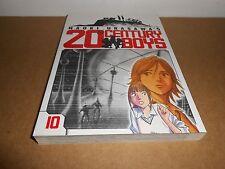 Naoki Urasawa's 20th Century Boys  Vol. 10  Manga Book in English