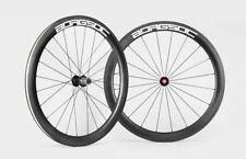 Carbon Fibre Presta Wheelsets (Front & Rear)