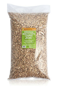 Swell Reptiles Premium Coarse Beech Chips Substrate 10L-20L - Pack of 2
