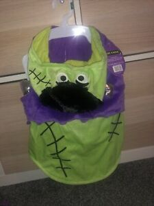 Large Frankenstein Halloween Dog Costume