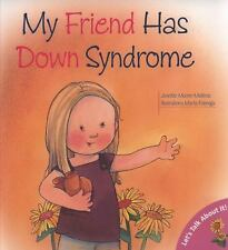 My Friend Has Down Syndrome (Let's Talk About It)-ExLibrary