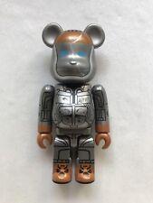 Medicom Toy Be@rbrick BEARBRICK 100% Series 23 - Real Steel -, Incl. Box, 70 mm