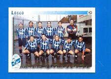 CALCIATORI PANINI 1997-98 Figurina-Sticker n. 613 - LECCO SQUADRA -New