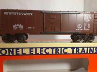 Lionel boxcars o/o27