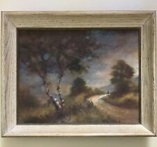 LANSCAPE IMPRESSIONISM OIL PAITING FRAMED SIGNED CORELLO FAST FREE SHIPPING