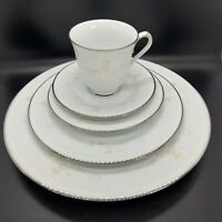 Noritake Temptation 2752 China 5pc Place Setting Service For 7 Available