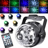 DJ Club Disco KTV Party Bar RGB 15 Colors LED Ball Laser Projector Stage Lights