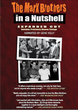 The Marx Brothers In A Nutshell (Documentary) - Brand New Dvd