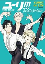 Yuri !!! on ICE Official Guide Book Yuri !!! on Life / Japanese