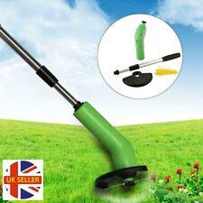 Portable Cordless Grass Trimmer Outdoor Garden Lawn Weed Cutter Edging Tool