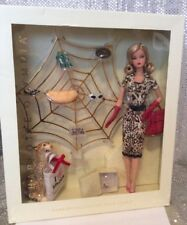 CHARLOTTE OLYMPIA BARBIE DOLL 2016 GOLD LABEL SOLD OUT