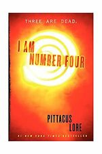 I Am Number Four (Lorien Legacies) Free Shipping