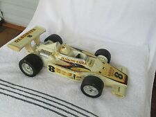 BOBBY UNSER #8 OLSONITE EAGLE DECANNER [JORGENSEN STEEL] RACE CAR DESIGN!!!