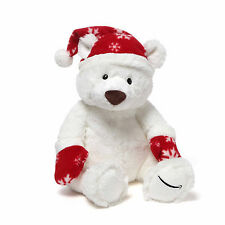 GUND Teddy Bear 2016 Amazon Exclusive Limited Edition Christmas Plush NEW GIFT