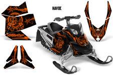 Ski-Doo RevXP Decal Graphic Kit Sled Snowmobile Sticker Wrap 2008-2012 HAVOC ORG