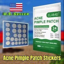 24Ct Acne Pimple Patch Zit Stickers Mild Moderate Blemish Healing Spot Treatment