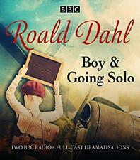 Boy & Going Solo: BBC Radio 4 full-cast dramas by Dahl, Roald %7c Audio CD Book %7c
