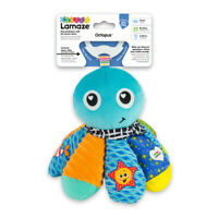 LC27514 Lamaze Salty Sam The Octopus Soft Development Sensory Toy Baby Infant 0m