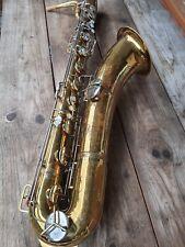 Conn New Wonder1 Bariton Saxophon Vintage  generalüberholt