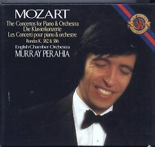 MURRAY PERAHIA - Mozart - The Concertos for Piano & Orchestra - BOX 6 CD 1995