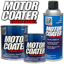 KBS Coatings Motor Coater - Detroit Diesel Alpine Green - 450* - 12 oz aerosol