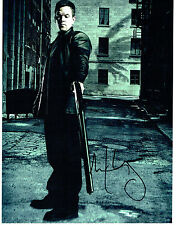 Mark WAHLBERG SIGNED Autograph 10x8 Photo AFTAL COA MAX PAYNE