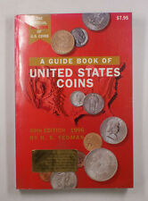 A Guide Book Of United States Coins 49th Edition 1996 R.S Yeoman