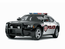 FWS003 CHEVROLET Police Decals Sticker for 1/10 rc racing drift car