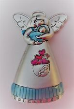 x Baby Boy help him grow healthy strong baptism EVERYBODY's ANGEL FIGURINE Ganz