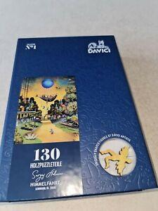 Davici exclusives Holzpuzzle, Himmelfahrt, 130 Teile