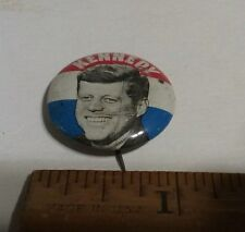 President J.F. Kennedy Inauguration Political Photo Pin 1960's