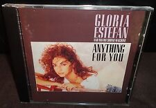 Gloria Estefan And Miami Sound Machine- Anything For You (CD, 1988)