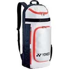 Yonex Tennis Racket Backpack For Two Rackets Bag1729 White Navy Japan