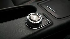 Mercedes Emblem Multimedia Control knob Badge Decal / Sticker