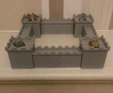 *SCENERY* 8 6mm castle. Epic, Dystopian Wars, Adeptus Titanicus, Battletech