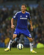 Nemanja Matic, Chelsea FC & Serbia, signed 10x8 inch photo. COA.
