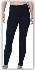 Fruit of the Loom Women's Performance Thermal Pants BLACK SOOT M 8-10 / L 12-14