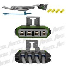 HVAC Blower Motor Resistor Connector Rear Airtex 1P1560