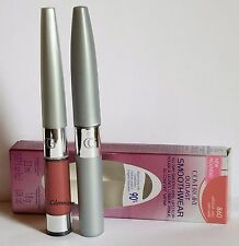 COVERGIRL Outlast SMOOTHWEAR All Day Lipstick 860 SOFT BLUSH SATIN Nude Pink NEW