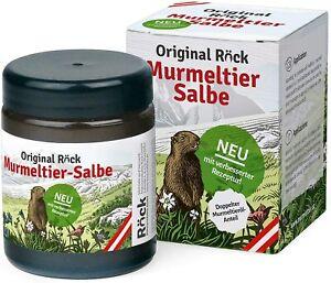 Röck Murmeltiersalbe Original - 100 ml