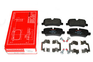 Land Rover Range Rover L322, Discovery 3/4 rear brake pads OEM Spec LR055454 (G)