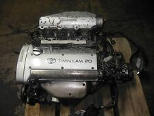 Jdm Toyota Corolla 4AGE Silver Top Engine JDM 4AGE 20Valve 5 speed Engine MT