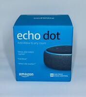 NEW Amazon Echo Dot (3rd Gen) Smart Speaker with Alexa Voice Control CHARCOAL