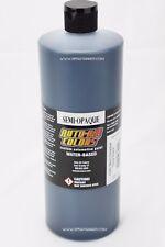 Createx Auto-Air Colors 32oz Semi-Opaque Deep Black 4220 Custom Airbrush Paint