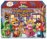 Fisher Price Little People Halloween is Here! (Lift-the-Flap) by Fisher-PriceTM