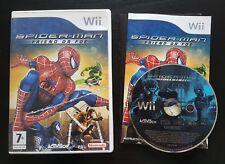 Spider-Man: Friend or Foe - Nintendo Wii / Wii U - Free, Fast P&P! - Spiderman