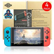 Extremegrippro Templado Vidrio Protector de Pantalla para Nintendo Switch (4 )