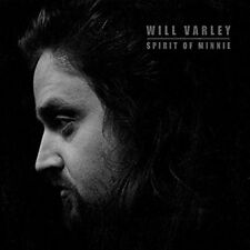 WILL VARLEY - SPIRIT OF MINNIE   CD NEW+
